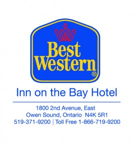 Best Western Inn on the Bay logo