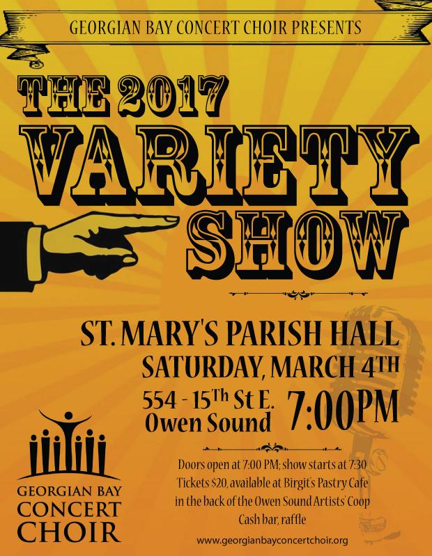 GBCC Variety Show